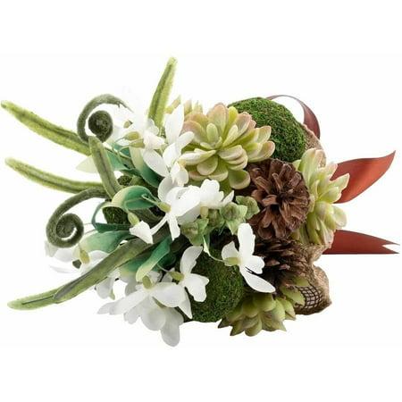 lillian rose moss wedding bouquet. Black Bedroom Furniture Sets. Home Design Ideas