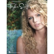 Hal Leonard Taylor Swift music book - arranged for piano, vocal, and guitar