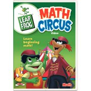 LeapFrog: Math Circus by TIME WARNER