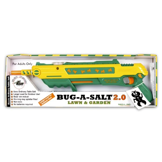 Bug-A-Salt 2 0 Insect Eradication Gun - Walmart com