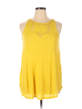 Pre-Owned Addition Elle Women's Size 0X Plus Sleeveless Top