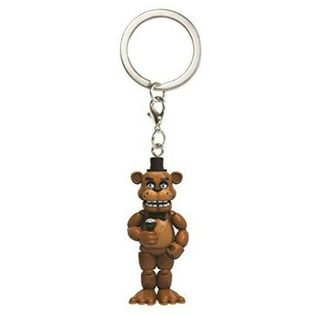 Funko Pocket Pop  Keychain  Five Nights At Freddys Freddy Keychain