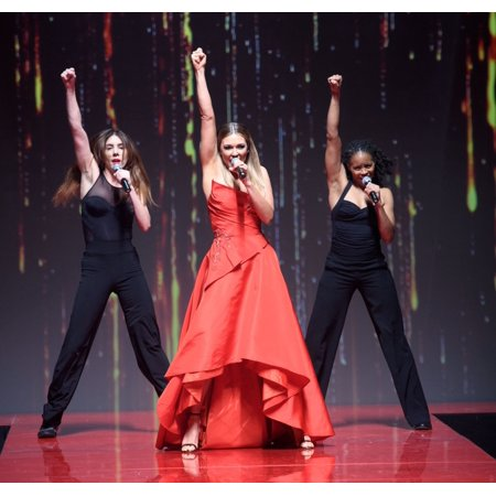 Rachel Platten In Attendance For American Heart AssociationS Go Red For Women Red Dress Collection Runway Fashion Show Hammerstein Ballroom At Manhattan Center New York Ny February 9 2017 Photo (Rcf Art Cover)