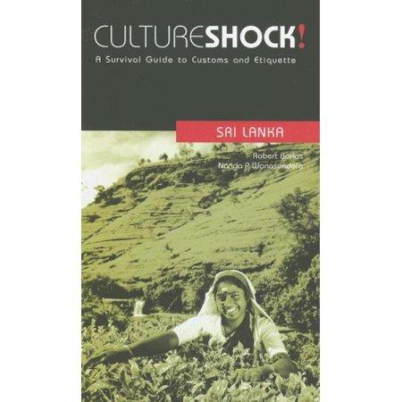 Culture Shock! Sri Lanka: A Survival Guide to Customs and Etiquette [Paperback] [Feb 15, 2007] Barlas, Robert and (Nitro Cars For Sale In Sri Lanka)