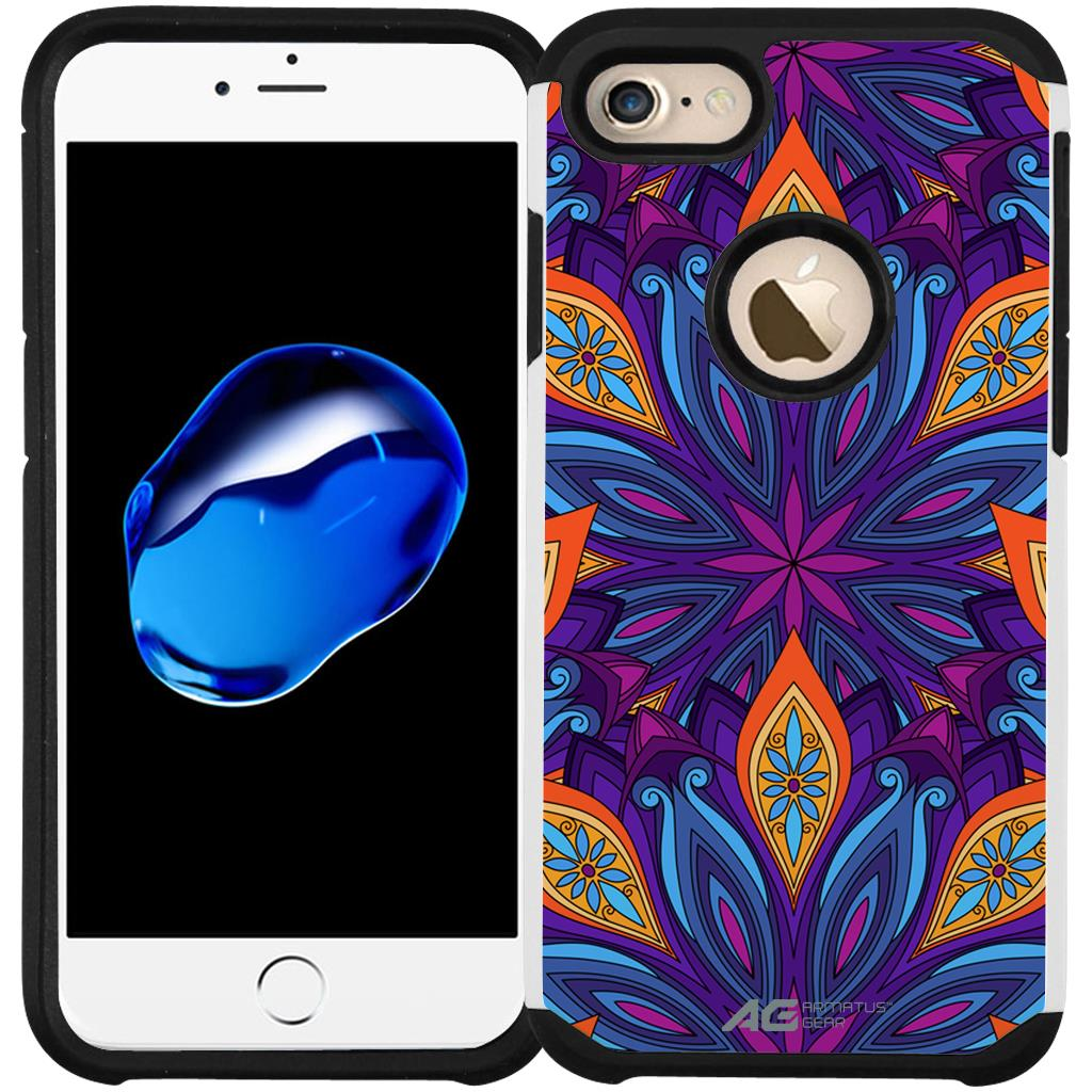 "iPhone 6 Case, iPhone 6S (4.7"") Case - Armatus Gear (TM) Slim Hybrid Armor Case Protective Phone Cover for Apple iPhone 6, iPhone 6S (4.7 inch)"