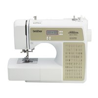 Sewing machines walmart brother ce1125prw computerized 100 stitch project runway sewing machine fandeluxe Image collections