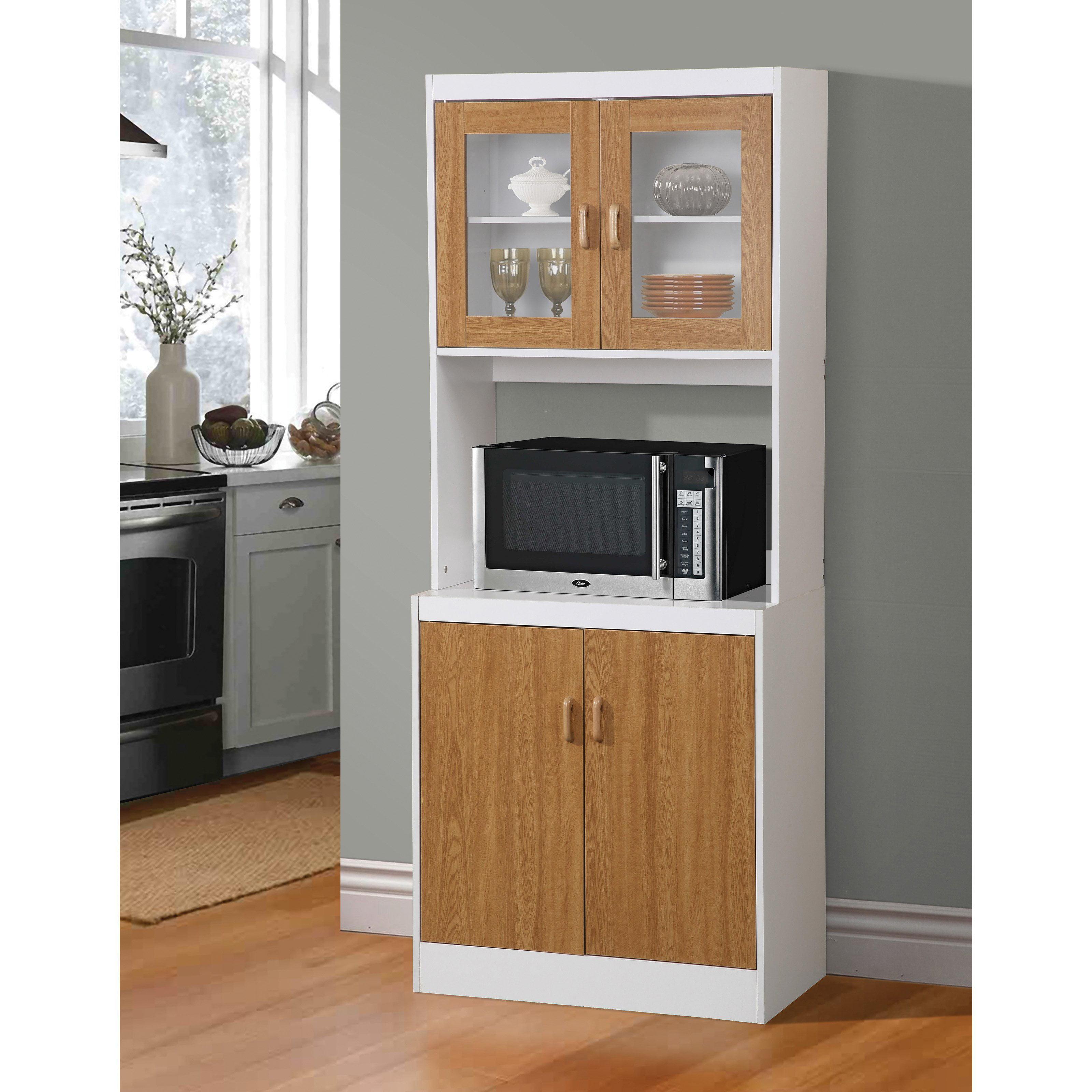 Mainstays Storage Cabinet, Multiple Finishes - Walmart.com