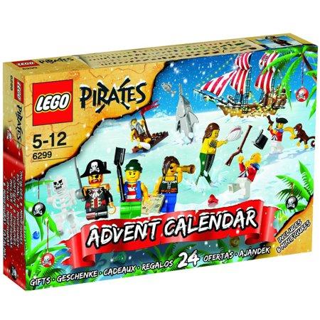 Lego Pirates 2009 Advent Calendar Set  6299