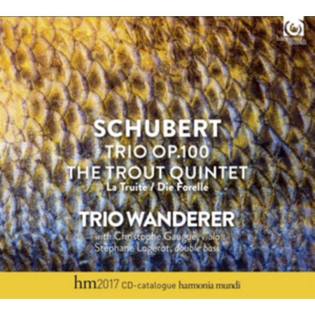Schubert: Piano Trio Op. 100, Trout Quintet