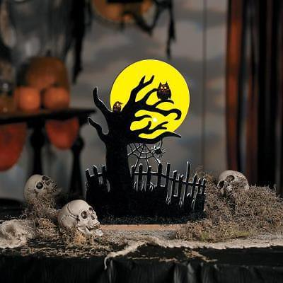 IN-13748673 Halloween Haunted Tree Decoration