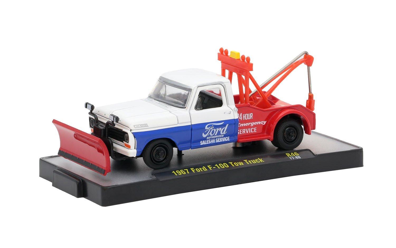 m2 machines auto trucks 1967 ford f 100 tow truck r46 walmartcom