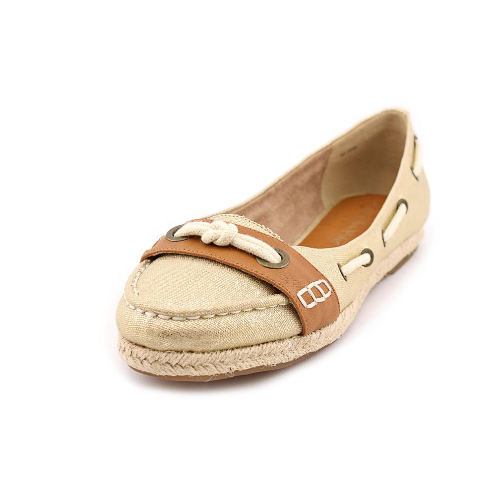 Bella Vita Buoy II Round Toe Canvas Flats by Bella Vita