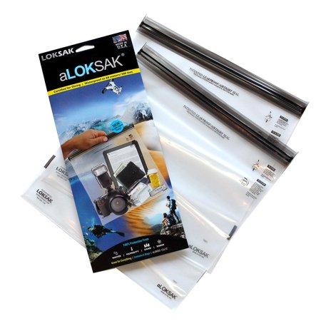 Aloksak Waterproof Bags - LokSak  Waterproof Airtight Resealable Bags 12