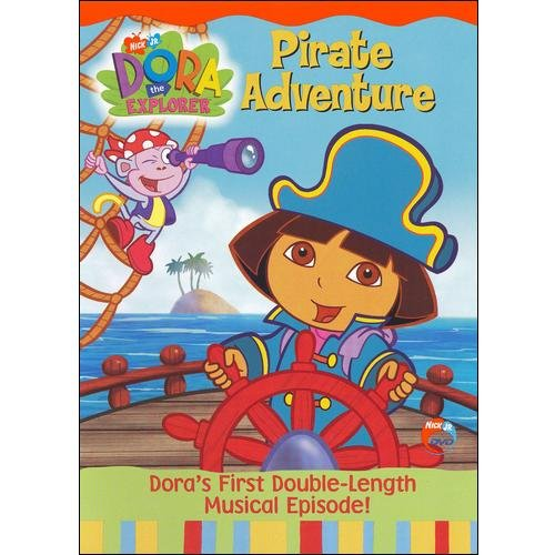 Dora The Explorer: Pirate Adventure (Full Frame)