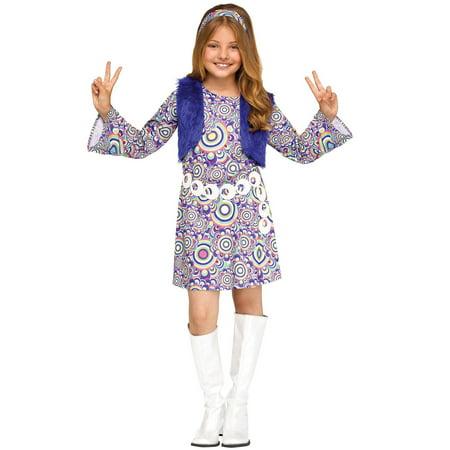 Shaggy Chic Child Costume - Shaggy Rogers Costume