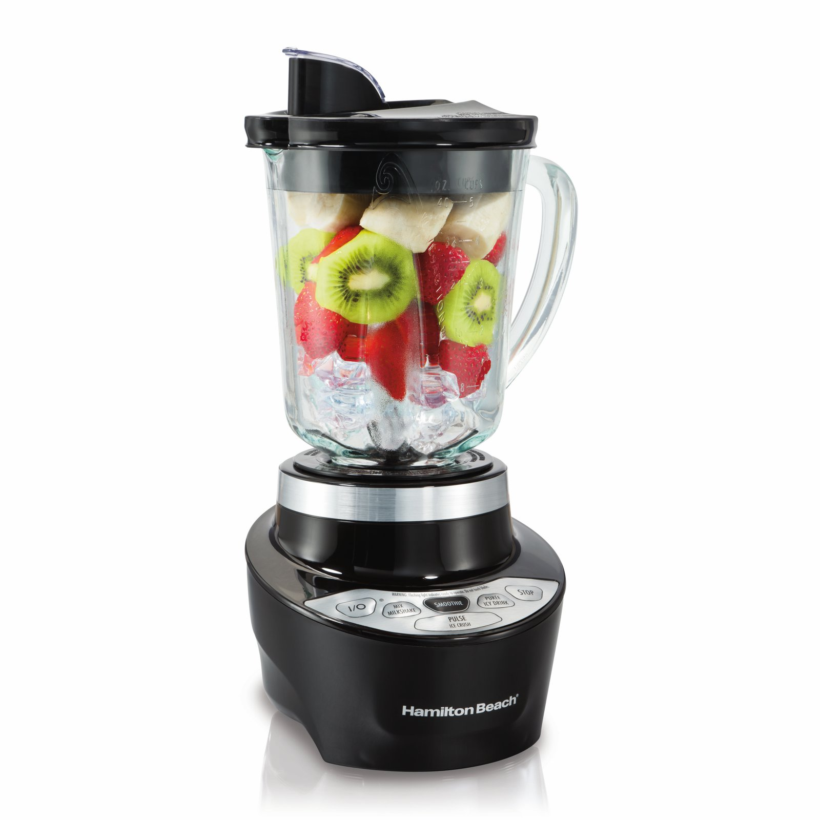 Hamilton Beach Smoothie Smart Blender Model# 56206