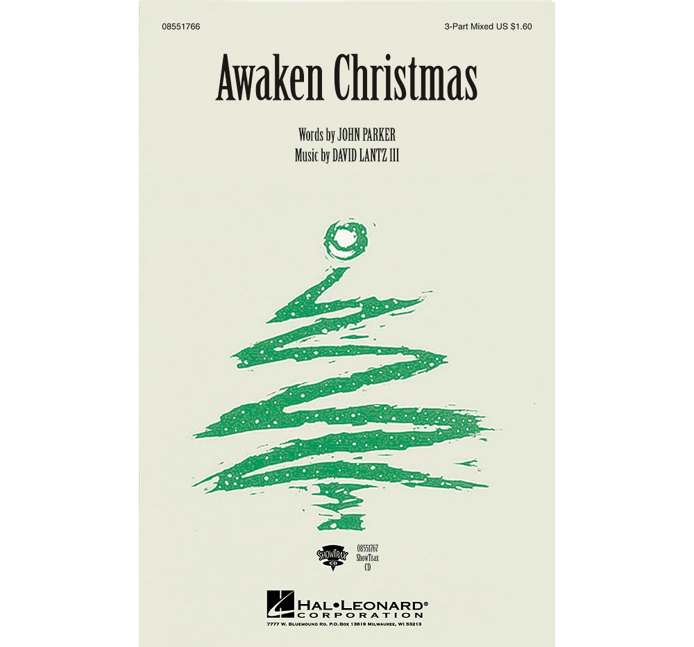Hal Leonard Awaken Christmas ShowTrax CD by Hal Leonard