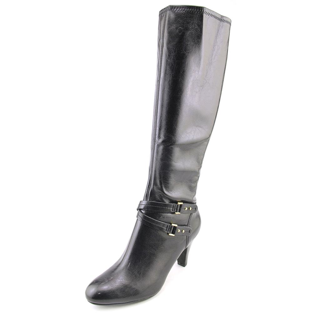 Naturalizer Byron Women W Round Toe Synthetic Knee High Boot by Naturalizer
