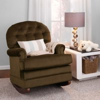 Dorel Living Baby Relax Brielle Button Tufted