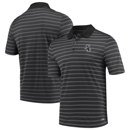Men's Majestic Black Chicago White Sox Fan Engagement TX3 Cool Fabric (Polo Store Chicago)
