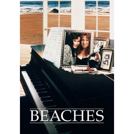 Beaches (Vudu Digital Video on Demand) - Halloween Movie With Bette Midler