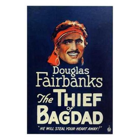 Posterazzi MOV199656 The Thief of Bagdad Movie Poster - 11 x 17 in. - image 1 de 1