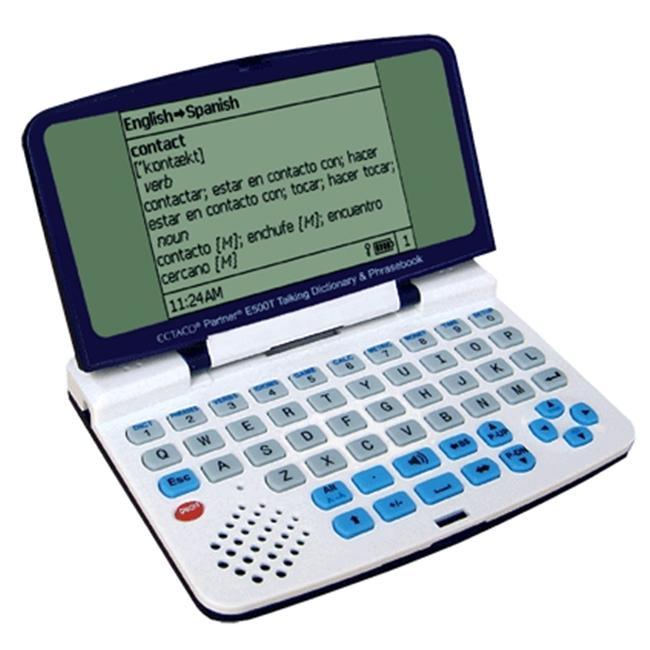 ECTACO Partner RC500 Russian <-> Chinese - Talking Electronic Dictionary and Audio PhraseBook -  RC500T
