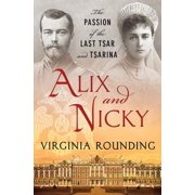 Alix and Nicky - eBook