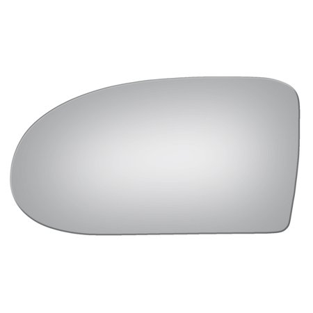 Burco 2572 Driver Side Power Replacement Mirror Glass for 91-96 Oldsmobile 98