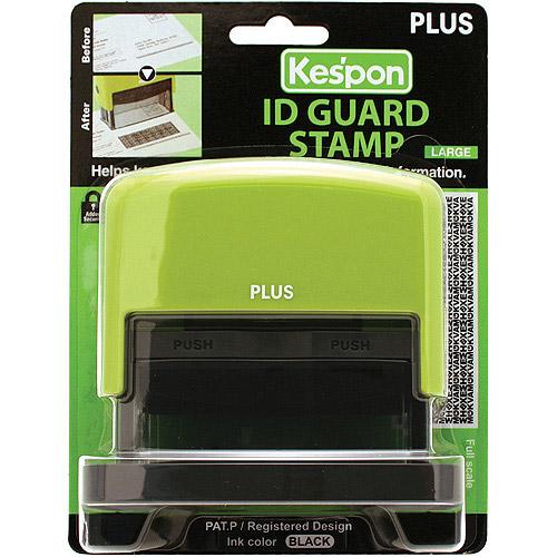 Kes'pon Small ID Guard Stamp