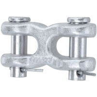 """Apex Tool Group LLC Chain T5423301 3/8"""" Double Clevis Link"""