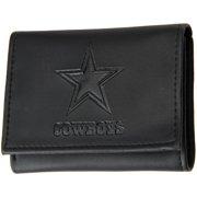 Dallas Cowboys Hybrid Tri-Fold Wallet - Black