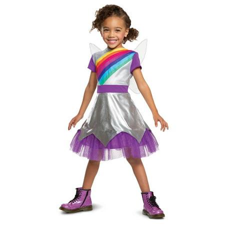 Halloween Rainbow Rangers Lavender Classic Toddler