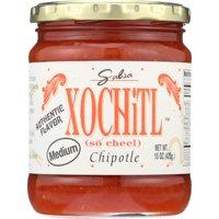 XOCHITL: Salsa Chipotle Medium, 15 oz