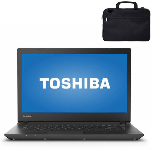 "Buy and Toshiba 14"" Satellite Laptop and Get a Case for $9.98 Value Bundle"