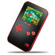 dreamGEAR My Arcade Go Gamer Portable Gaming System, Red/Black