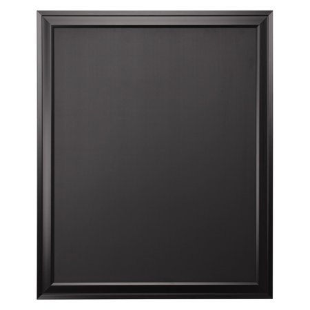 DesignOvation Bosc Magnetic Chalkboard - Black
