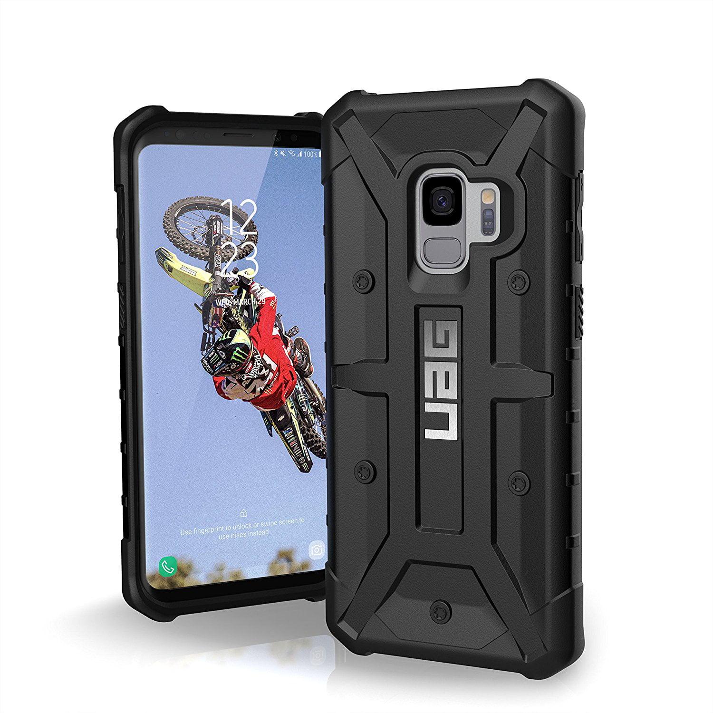 quality design 0a0ea dc8d2 UAG Samsung Galaxy S9 [5.8-inch screen] Pathfinder Light Rugged [BLACK] Case