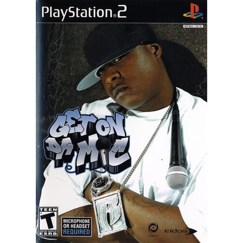Get on Da Mic (Game Only) PS2
