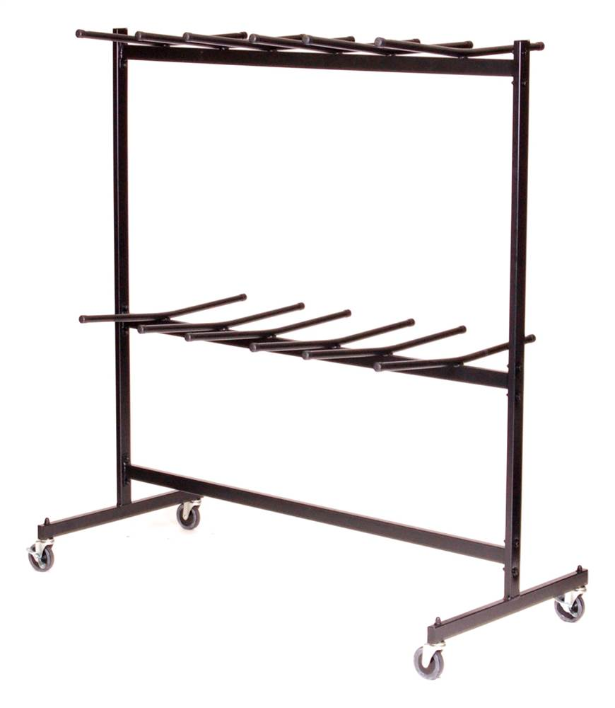 Chair Truck for Folding Chairs Hanging by Correll, Inc.