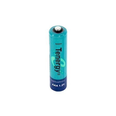 Tenergy AAA 1000mAh High Capacity NiMH Rechargeable Battery