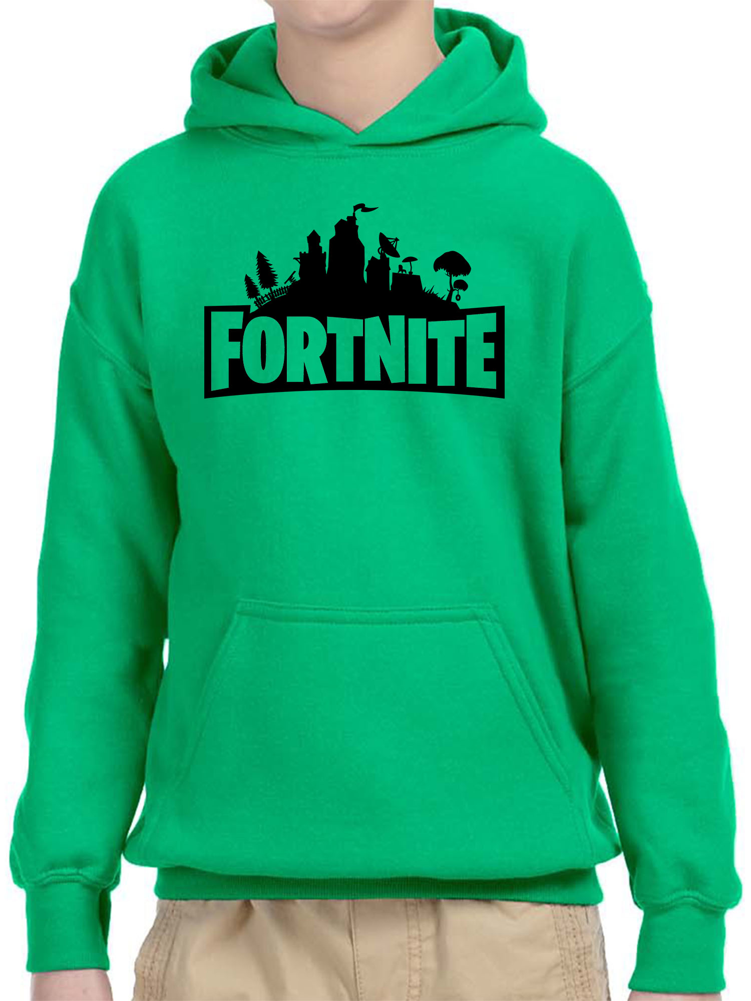 New Way , New Way 879 , Youth Hoodie Fortnite Battle Royale