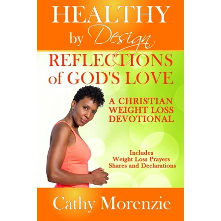 Reflections of God's Love : A Christian Weight Loss Devotional - Christian Reflection Halloween