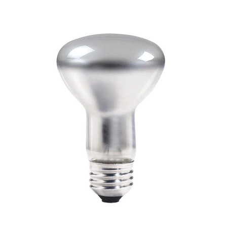 Philips 45w 130v R20 Frosted E26 Reflector Flood Incandescent Light - Frosted Reflector Floodlights