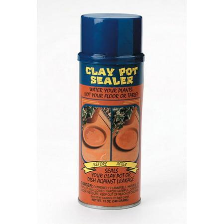 Plaid Clay Pot Sealer, 12 Ounce Aerosol Spray