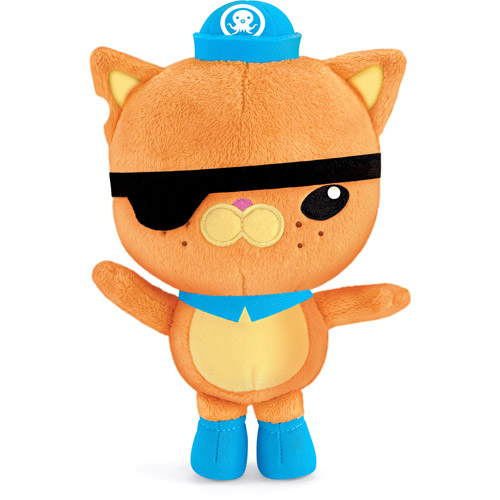 Mickey Mouse-dis Octonauts Basic Plush Kwazii