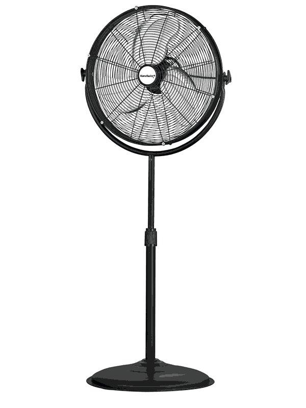 "Black Homebasix CZHV4RSB 4/"" Mini Personal Fan Assorted Colors"