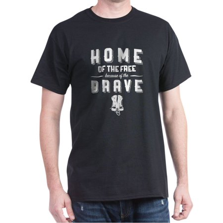 U.S. Marines Home Of The Free - 100% Cotton
