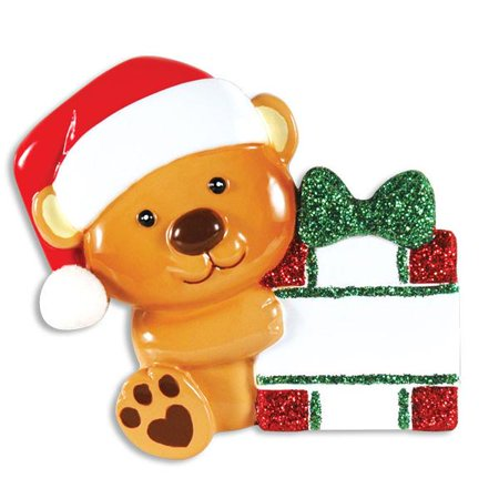 JACKSON Personalized Christmas Ornament with - Name Ornaments