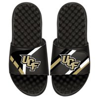 UCF Knights ISlide Youth Varsity Starter Jacket Slide Sandals - Black